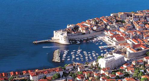 Les trésors de la Croatie