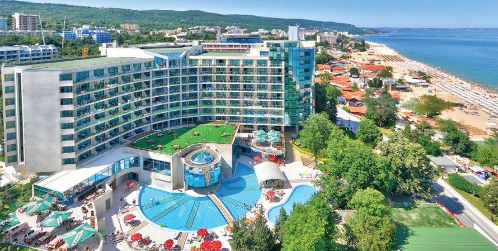 Sejour - Bulgarie - Sejour en hotel-club aux Sables d Or