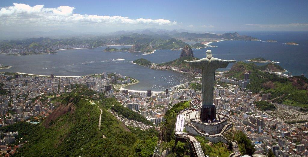 Samba et Capoeira & Extension aux chutes d Iguaçu
