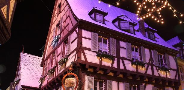 Autocar - Marchés de Noël en Alsace 4j/3n - Région Sud-Ouest