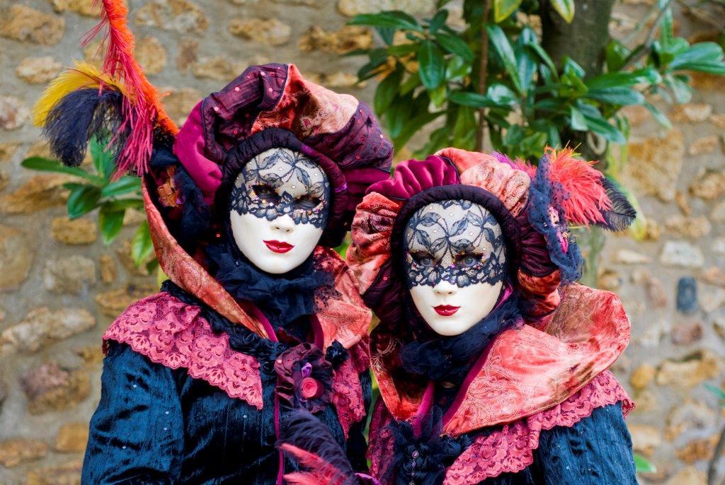 Autocar - Carnaval en Toscane & Mardi gras à Venise - Région Sud-Est