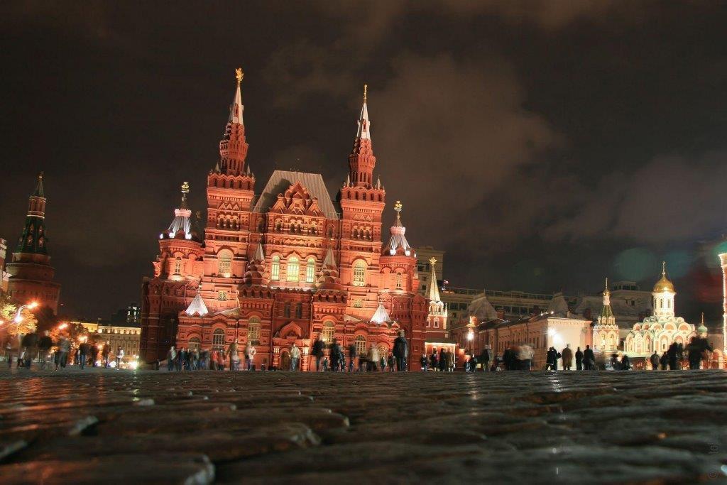 Circuit - Le Transsibérien - De Moscou au Lac Baïkal